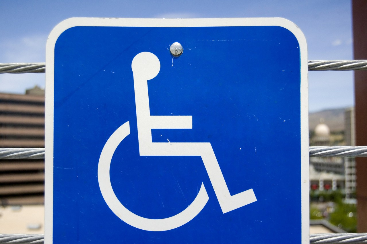Osoby niepełnosprawne fizycznie, cz.1