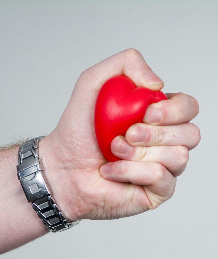 Objawy choroby serca i naczyń